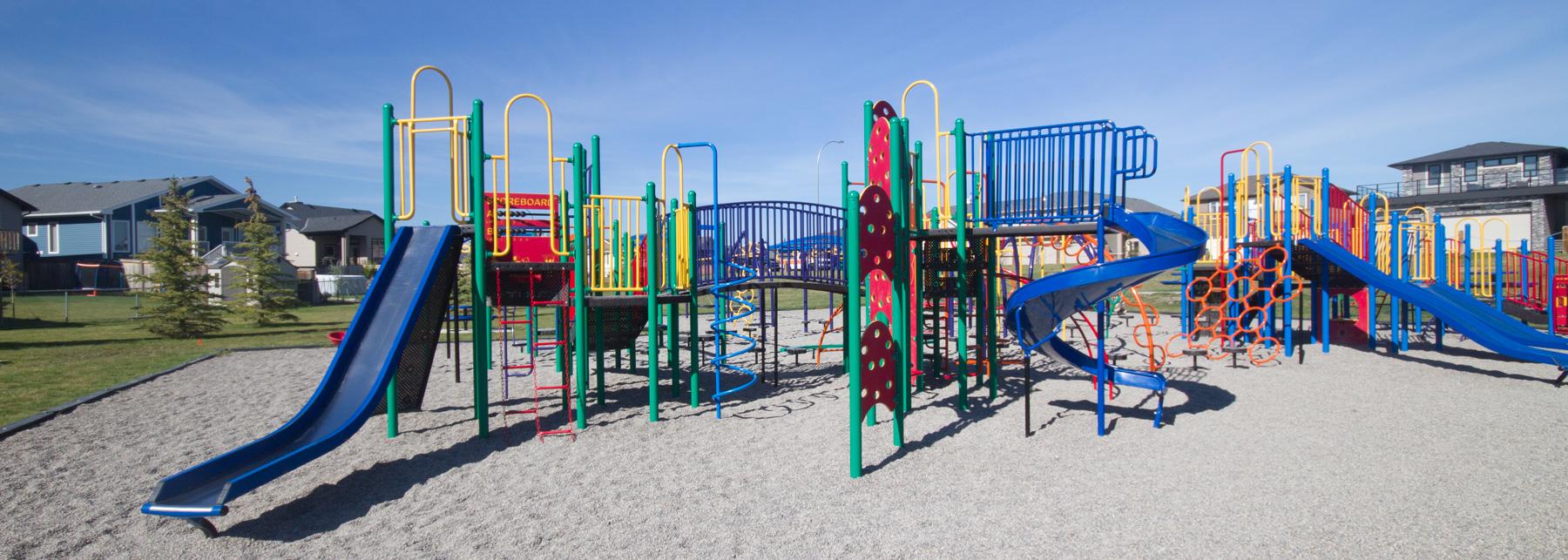 Cottonwood Coaldale Playground