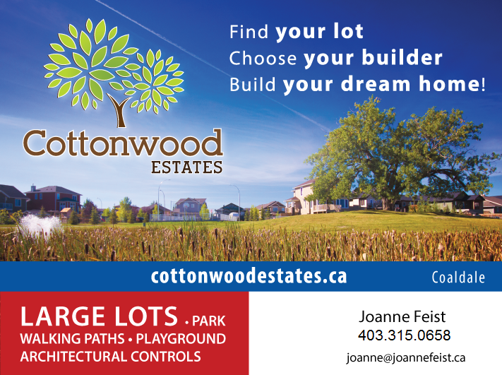 Cottonwood Estates Poster
