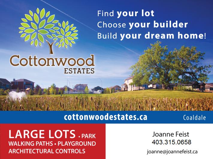 Cottonwood Estates Poster
